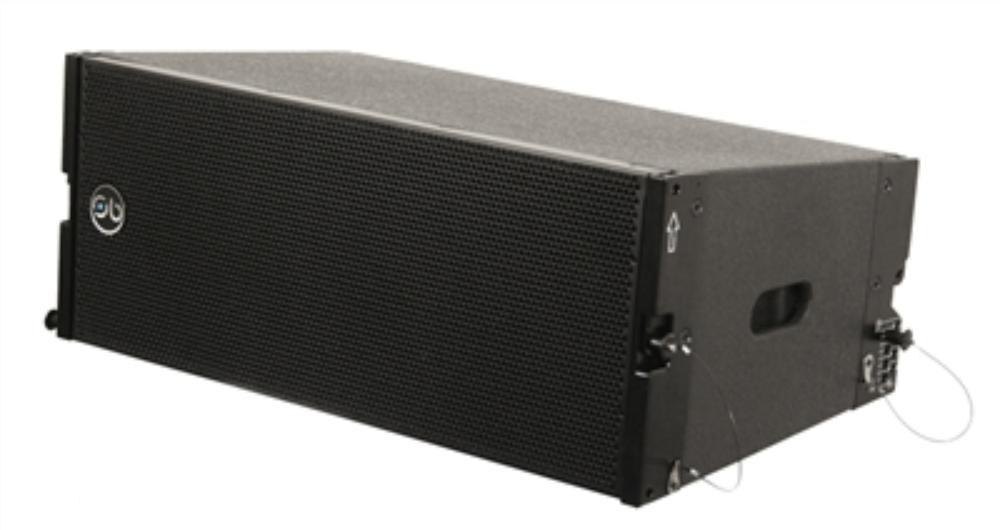 "Soundbarrier SBLA-210 Dual 10"", Two Way, Bi-amp, Array Module"