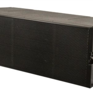 "Soundbarrier SBLA-212 Dual 12"" Three Way, Tri-amp, Array Module"
