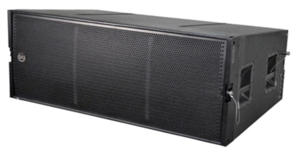 "Soundbarrier SBLA-15 15"" Three Way, Tri-amp, Array Module"
