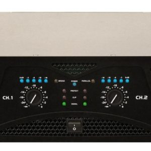 Soundbarrier PCS-5000 Professional Amplifier