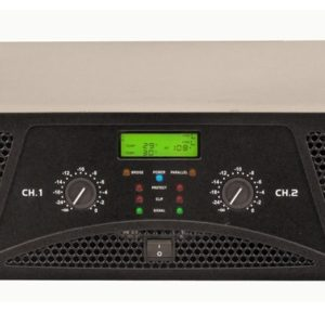 Soundbarrier PCS-5000D Professional Amplifier