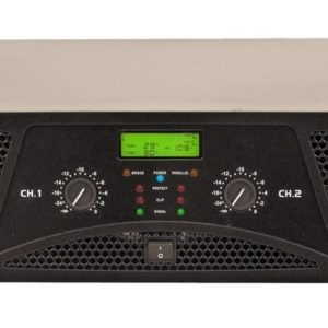 Soundbarrier PCS-6000D Professional Amplifier