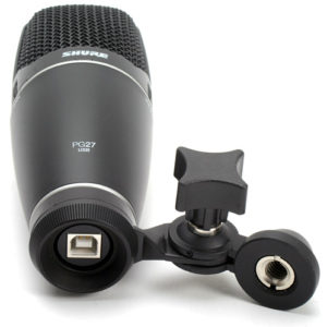 Shure PG27 USB Condenser Microphone